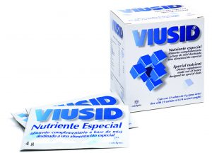 Виузид сашета за силен имунитет